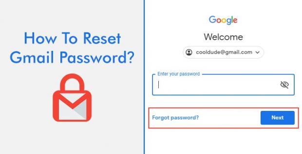 نحوه بازیابی رمز جیمیل فراموش شده و ورود به اکانت Gmail
