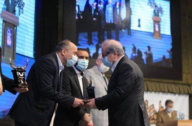 همراه اول تندیس زرین جایزه ملی مدیریت مالی ایران را از آن خود کرد