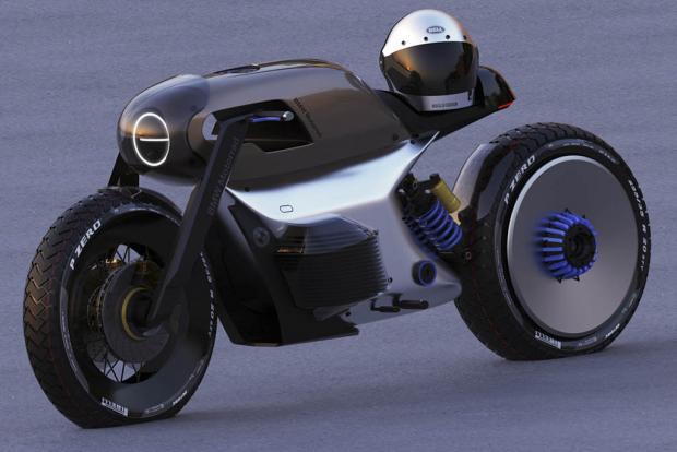 با ۵ نمونه از موتورسیکلت های کانسپت عجیب و نامتعارف آشنا شوید