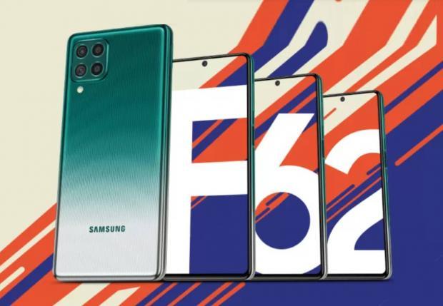 گوشی گلکسی اف ۶۲ در تاریخ ۲۷ بهمن با پردازنده اگزینوس ۹۸۲۵ عرضه خواهد شد