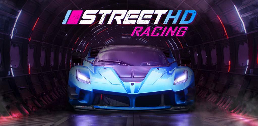 """دانلود Street Racing HD 6.1.9 – بازی مسابقه ای """"مسابقات خیابانی HD"""" اندروید + مود"""