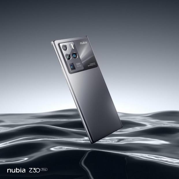 نوبیا زد ۳۰ پرو با پردازنده اسنپدراگون ۸۸۸ و شارژ ۱۲۰ وات معرفی شد