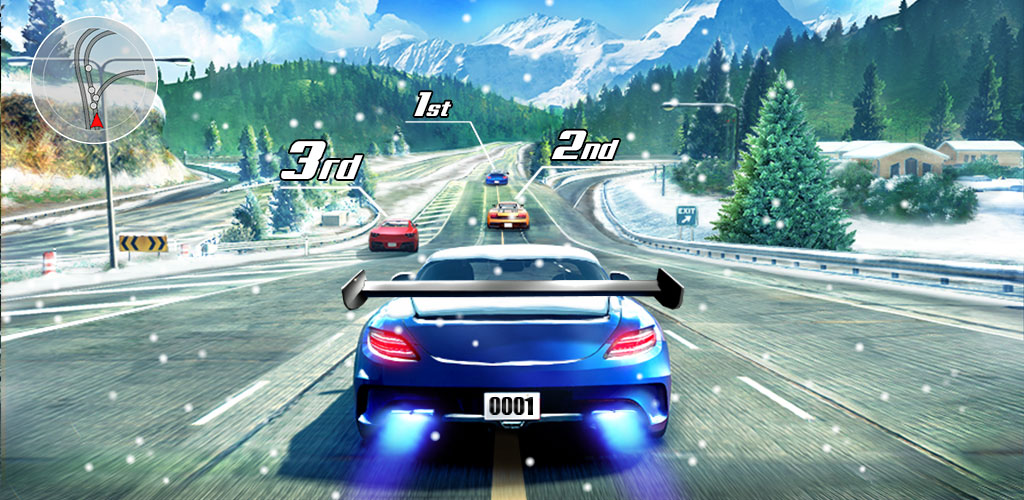 """دانلود Street Racing 3D 7.0.3 – بازی ماشین سواری """"مسابقات خیابانی"""" اندروید + مود"""