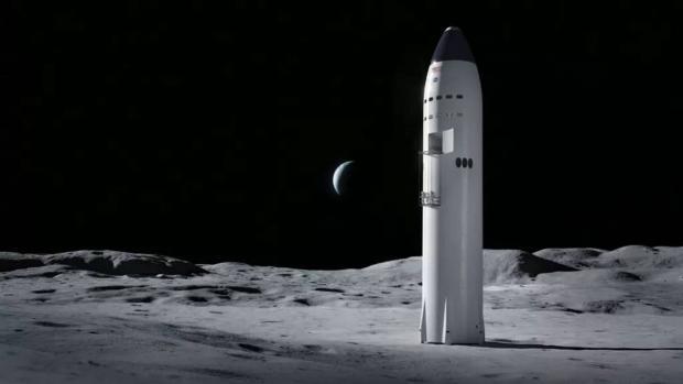 ایلان ماسک: فضاپیمای استارشیپ تا سال ۲۰۲۴ بشر را به ماه بازمیگرداند
