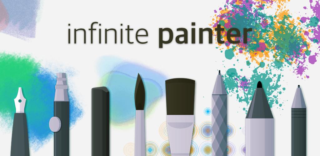 دانلود Infinite Painter Full 6.5.7 – خلق آثار هنری شگفت انگیز اندروید
