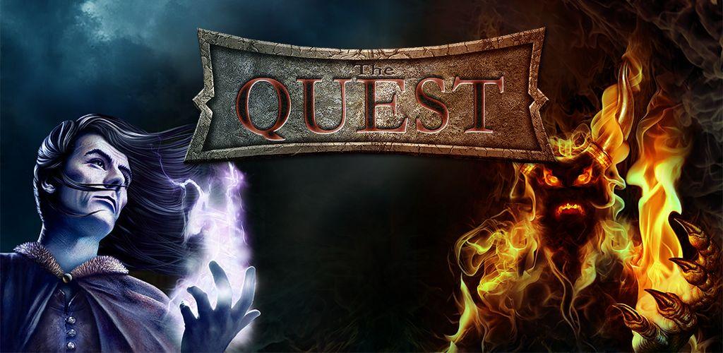 """دانلود The Quest 17.0 – بازی ماجراجویانه و نقش آفرینی """"مأموریت"""" اندروید + دیتا"""