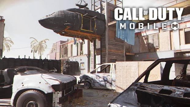 نقشه جدید بازی کالاف دیوتی موبایل از عنوان Modern Warfare خواهد بود!