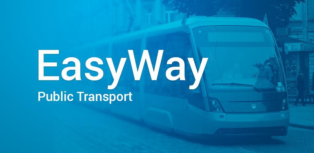 دانلود EasyWay public transport 4.1.4 – برنامه نقشه مسیر حمل و نقل عمومی مخصوص اندروید