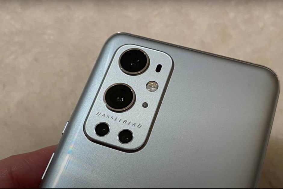 طراحی وان پلاس ۹ پرو ۵G را در تصاویر هندزآن ببینید