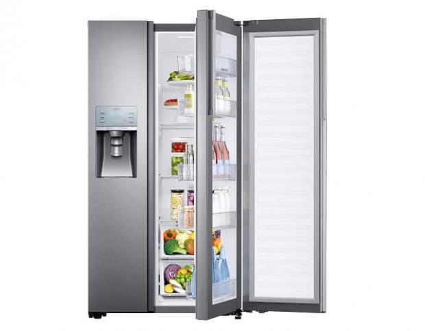 با یخچالها و لباسشویی های سامسونگ آشپزخانه خود را بهاری کنید