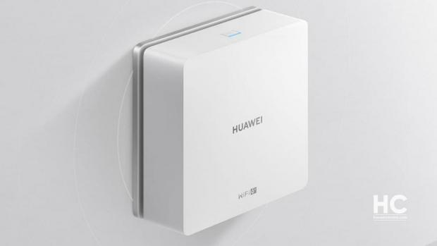 روتر وای فای هواوی H6 با سیستم عامل هارمونی او اس معرفی شد