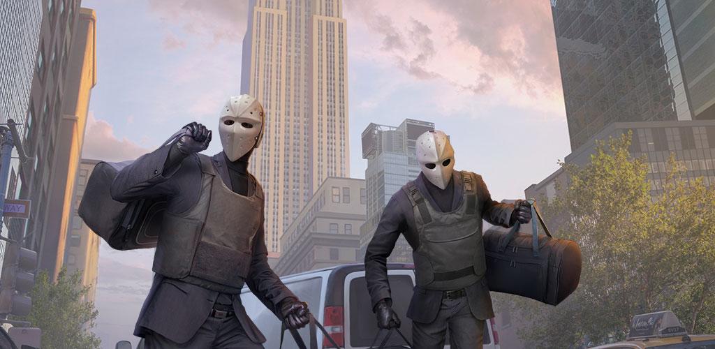 """دانلود Armed Heist 2.3.7 – بازی اکشن فوق العاده """"سرقت مسلحانه"""" اندروید + دیتا"""