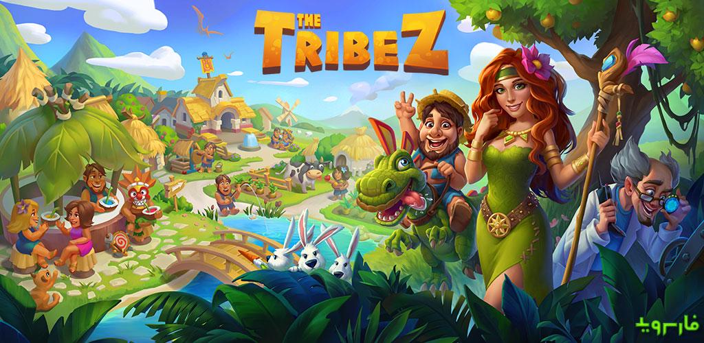 دانلود The Tribez: Build a Village 14.4.0 – بازی شبیه سازی روستا اعتیادآور و پرطرفدار قبیله ها اندروید + مود