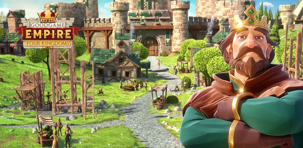 """دانلود Empire: Four Kingdoms 4.9.35 – بازی استراتژی آنلاین """"امپراطوری"""" اندروید!"""