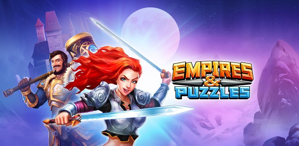 دانلود Empires & Puzzles: RPG Quest 35.1.0 – بازی امپراطوری ها و پازل ها اندروید
