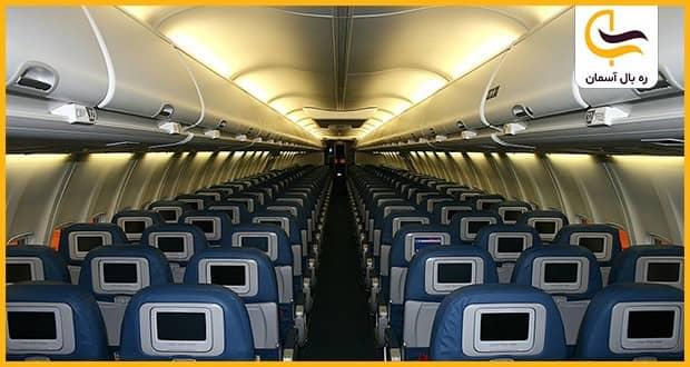 مزایای خرید آنلاین بلیط هواپیما تهران