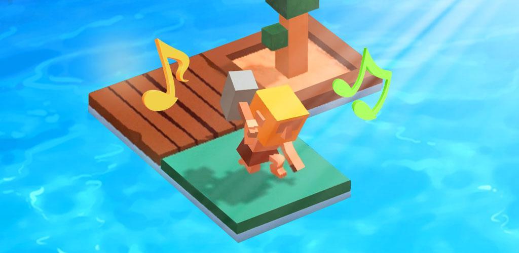 """دانلود Idle Arks: Build at Sea 2.1.9 – بازی تفننی سرگرم کننده """"ساخت قایق"""" اندروید + مود"""