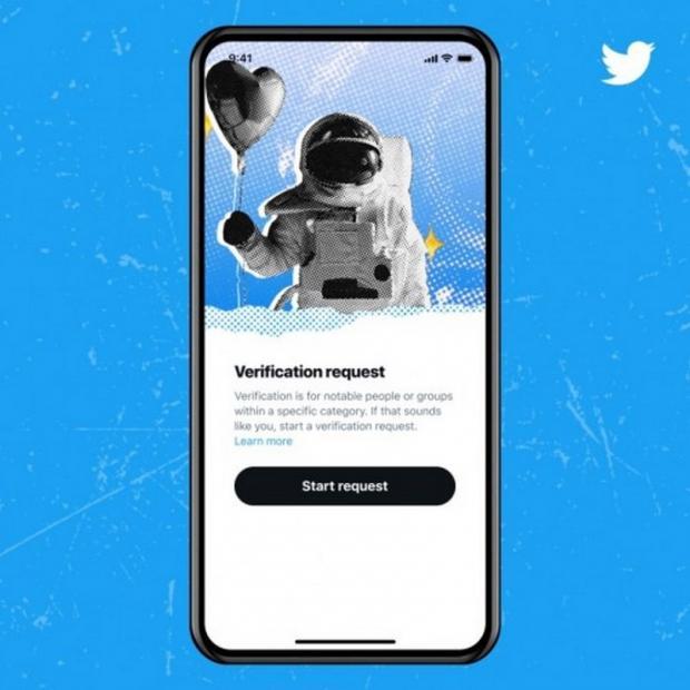 امکان ثبت درخواست برای تیک آبی توییتر مجدداً غیر فعال شد