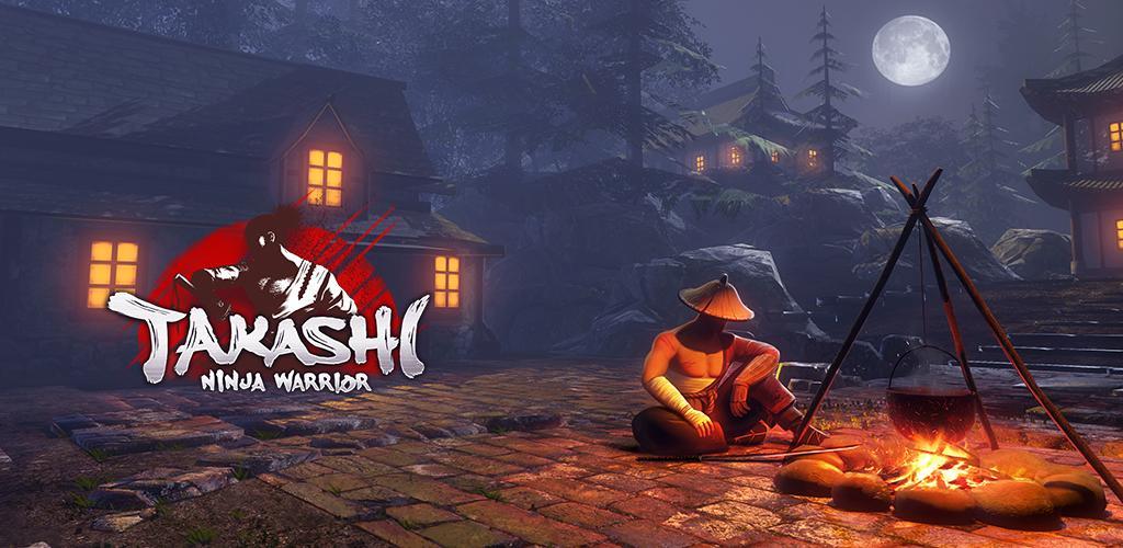 """دانلود Takashi Ninja Warrior 2.2.4 – بازی اکشن جذاب و گرافیکی """"نینجای تاکاشی"""" اندروید + مود"""