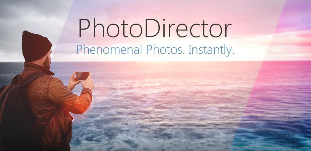 دانلود PhotoDirector Photo Editor App Full 14.6.1 – ویرایشگر عکس بی نظیر اندروید!