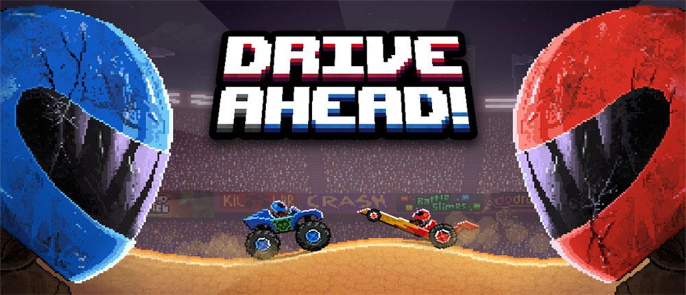 """دانلود Drive Ahead 3.3.2 – بازی رسینگ محبوب """"برو جلو!"""" اندروید + مود"""
