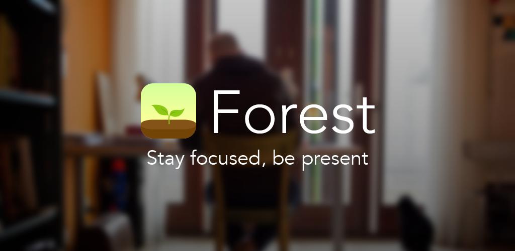 دانلود Forest: Stay focused Full 4.35.1 – برنامه ترک اعتیاد موبایل مخصوص اندروید