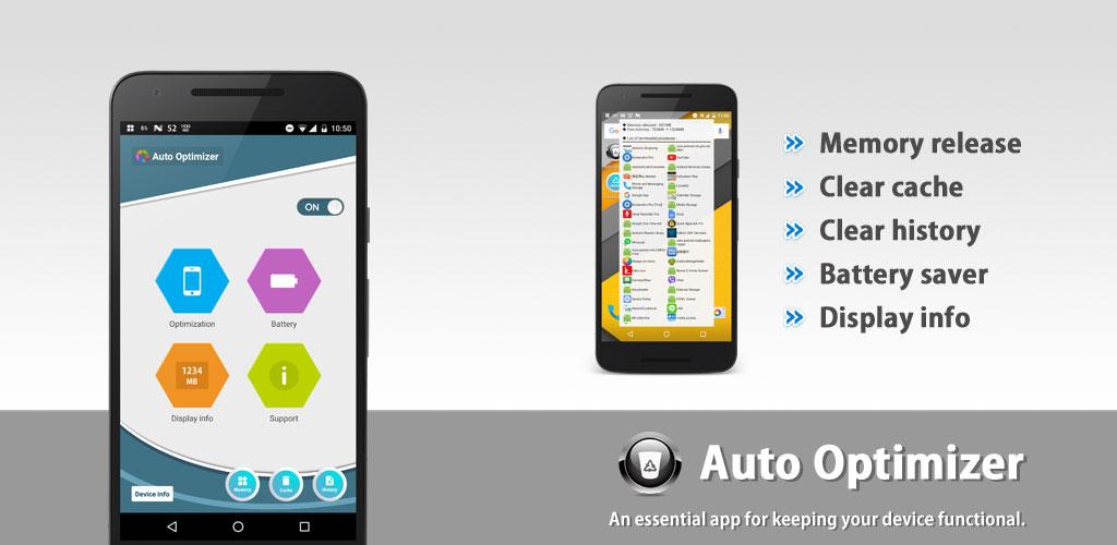 دانلود Auto Optimizer 10.0.5 – برنامه بهینه ساز فوق العاده اندروید!