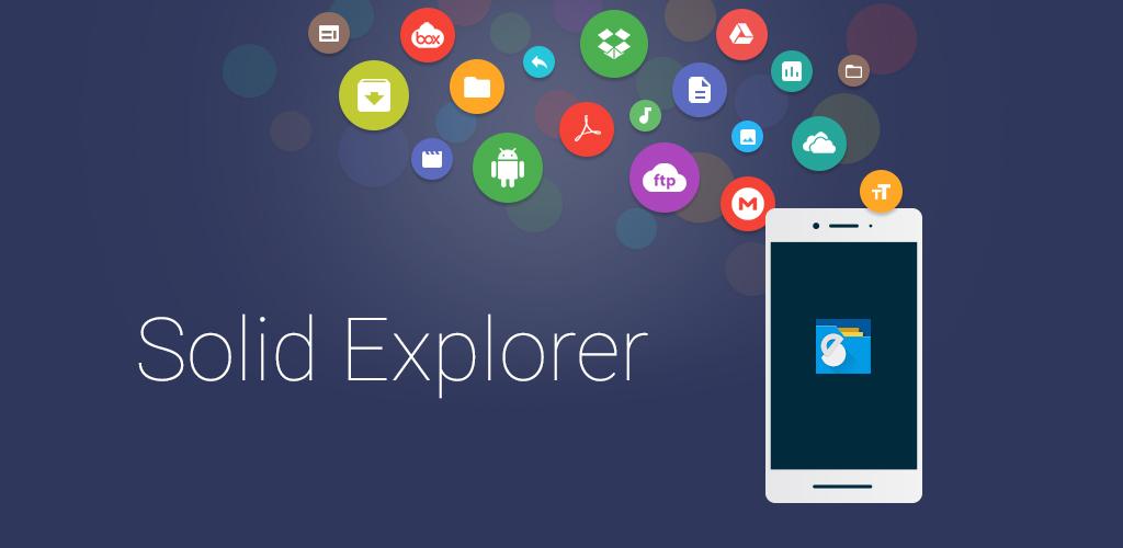 دانلود Solid Explorer Full 2.8.8-200222 – برنامه مدیریت فایل قوی سالید اندروید + مود + پلاگین ها + آیکون پک ها