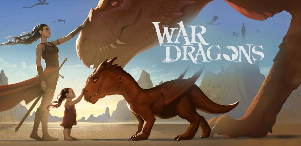 دانلود War Dragons 5.65+gn – بازی هیجان انگیز جنگ اژادر اندروید!