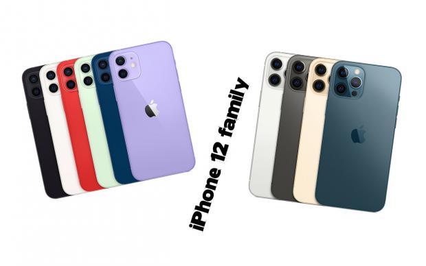 رنگ های سری آیفون ۱۳ انقلابیترین رنگ های اپل خواهد بود
