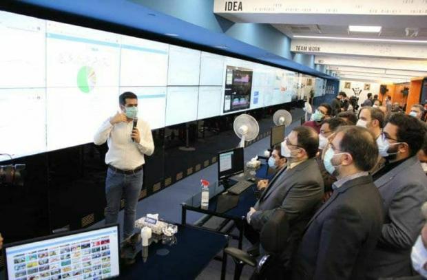 مرکز مانیتورینگ پلتفرم های دیجیتال همراه اول افتتاح شد