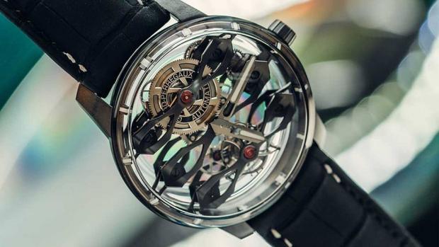 ساعت استون مارتین با قیمت بسیار زیاد و در تعداد محدود معرفی شد