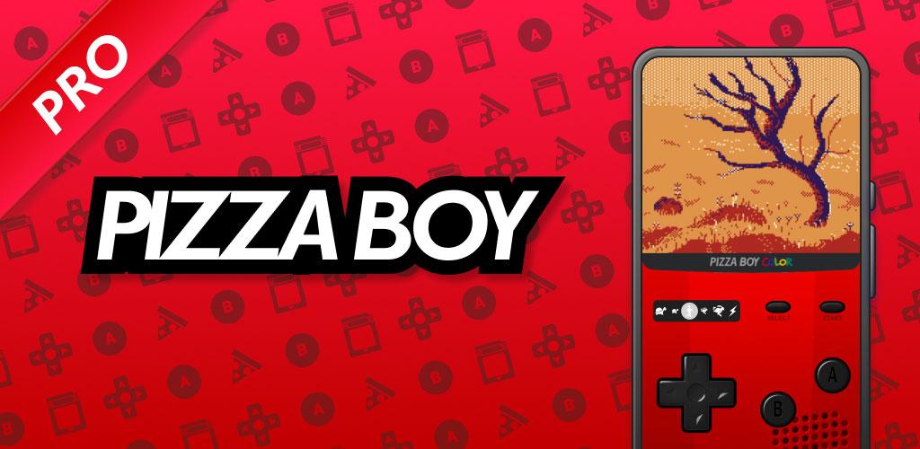 دانلود Pizza Boy Pro – Game Boy Color Emulator 3.7.1 – اپلیکیشن شبیه ساز کنسول گیم بوی مخصوص اندروید