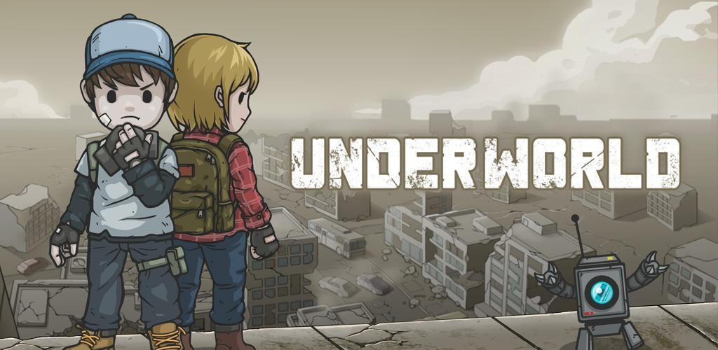 """دانلود Underworld : The Shelter 1.8.8 – بازی شبیه سازی فوق العاده """"پناهگاه زیر زمینی"""" اندروید + مود"""