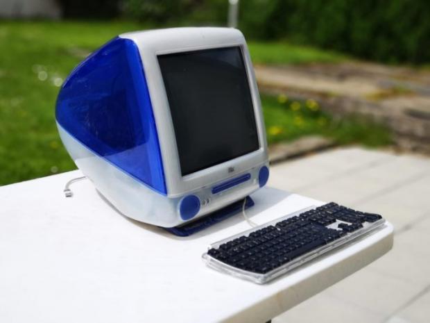 مریخ نورد استقامت ناسا از پردازنده کامپیوتر قدیمی iMac G3 اپل قدرت میگیرد!
