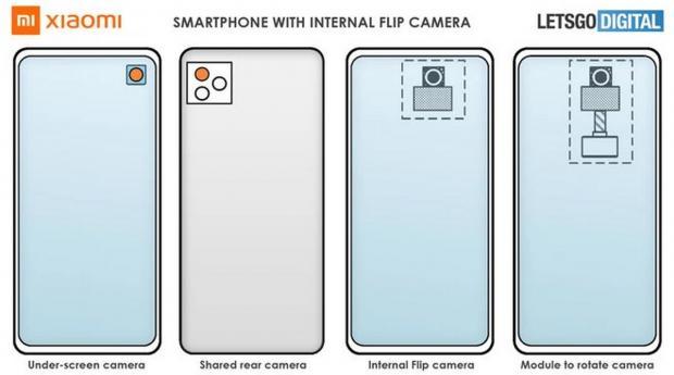 دوربین زیر نمایشگر شیائومی پیشرفتهتر از دیگر نمونهها است