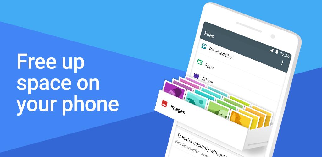 دانلود Files Go : Free up space on your phone 1.0.352915835 – فایل منیجر پر امکانات گوگل اندروید