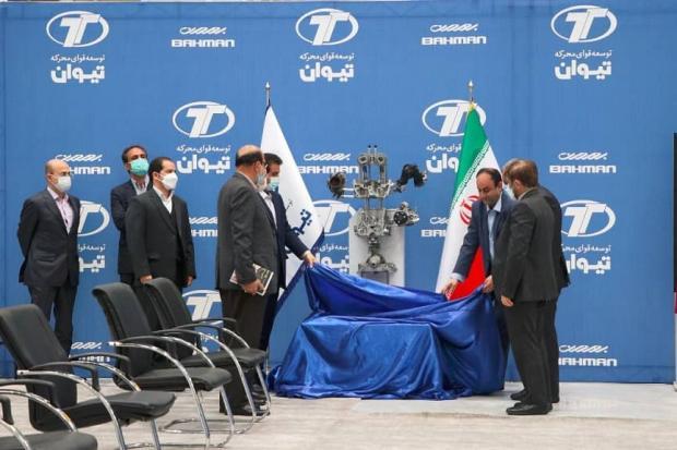 کارخانه تولید موتورهای کم مصرف تیوان برای محصولات خانواده SP100 سایپا افتتاح شد