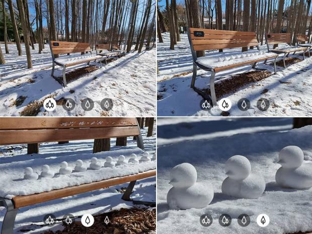 مقایسه عملکرد دوربین گلکسی اس ۲۱ اولترا با دوربین DSLR در عکاسی از منظرهها
