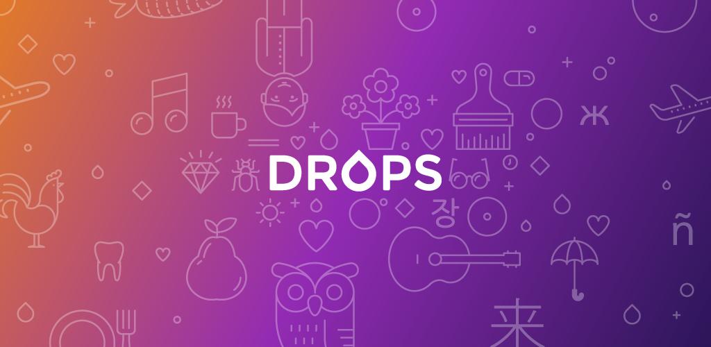 دانلود Drops Language Learning 35.58-90355803 – برنامه دراپز: یادگیری زبان و واژگان اندروید!