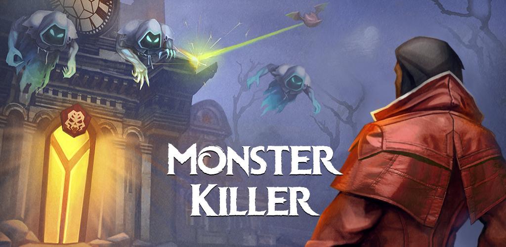 """دانلود Monster Killer 0.25.1 – بازی اکشن-نقش آفرینی """"قاتل هیولا"""" اندروید + مود"""