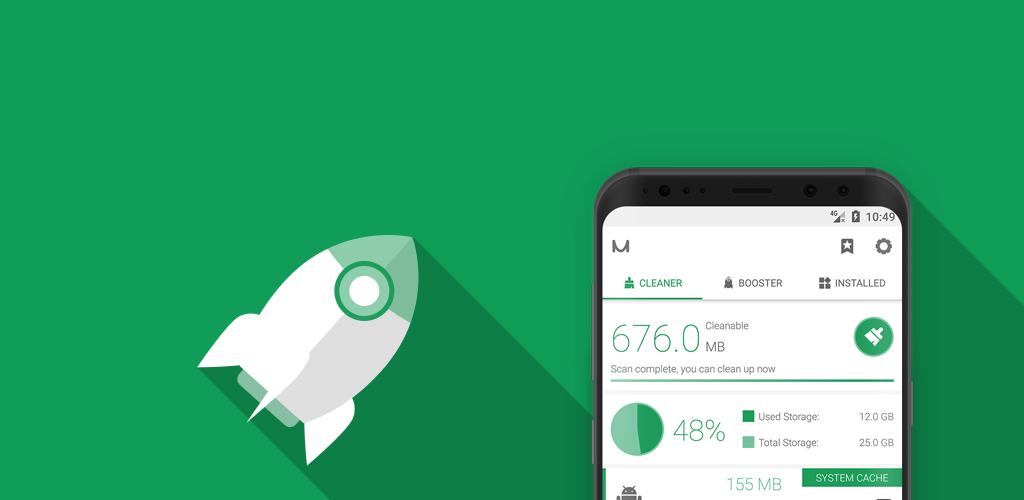 دانلود Powerful Cleaner Pro 8.3.0 – بهینه ساز و پاک کننده قدرتمند اندروید