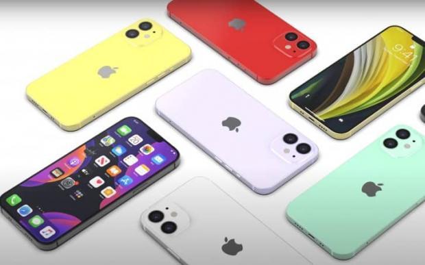 گوشی آیفون ۱۳ از نرخ تازه سازی متغیر پشتیبانی خواهد کرد