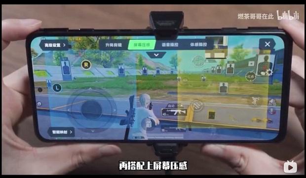 ویژگی های اصلی بلک شارک ۴ و طراحی این گوشی گیمینگ لو رفت