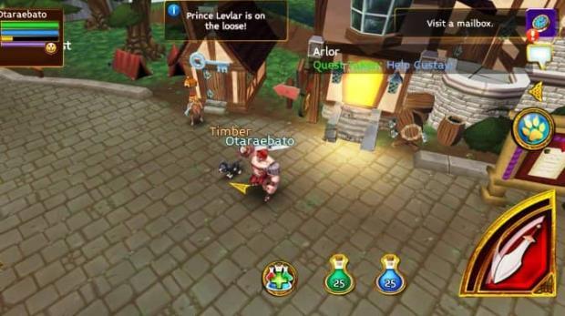 بهترین بازی های MMO موبایل