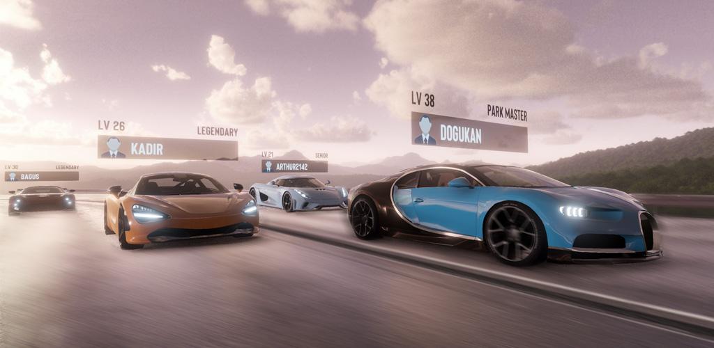 """دانلود Real Car Parking Master 1.2.1 – بازی شبیه سازی گرافیکی """"استاد پارک کردن ماشین"""" اندروید + مود + دیتا"""