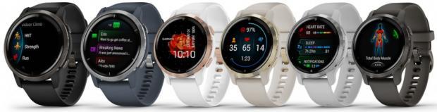 ساعت هوشمند گارمین Venu 2 با ظاهری زیبا معرفی شد