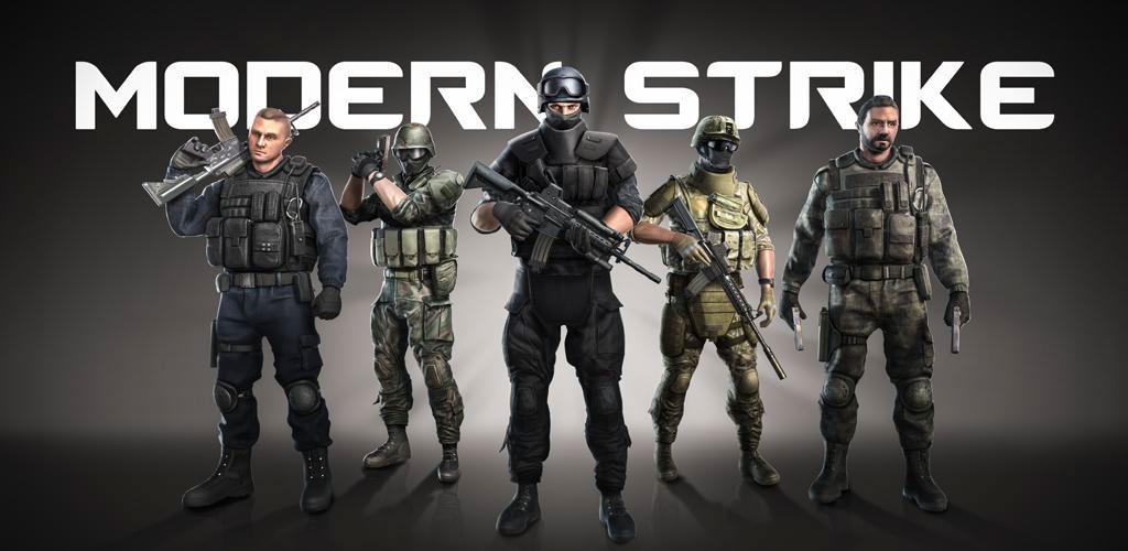 دانلود Modern Strike Online 1.44.0 b395 – بازی نبرد در دنیای مدرن اندروید + دیتا