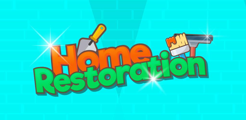 """دانلود Home Restoration 2.03 – بازی تفننی """"نوسازی خانه"""" اندروید + مود"""