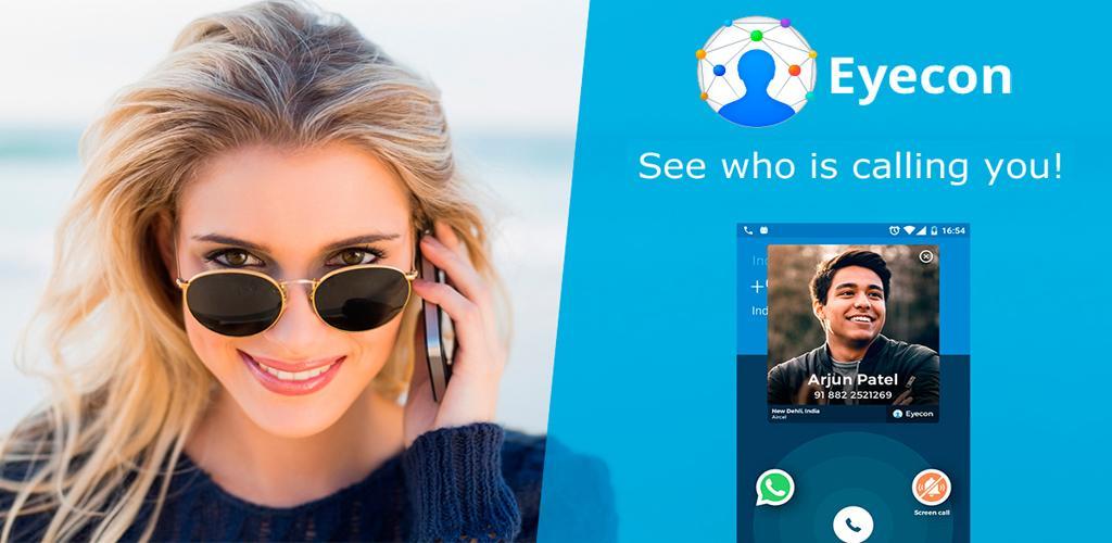 دانلود Caller ID, Calls, Phone Book & Contacts: Eyecon 3.0.365 – برنامه شماره گیر و شناسایی تماس اندروید + مود